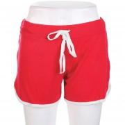 ER Las Mujeres Pantalones Deportivos De Algodón Cintura Elástica Casual Verano Ejecutando Tamaño Libre