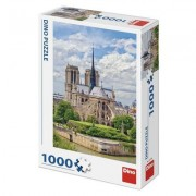 CATEDRALA NOTRE-DAME PUZZLE 1000 PIESE