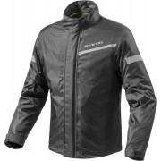 Rev'it! Rain Jacket Cyclone 2 H2O Black XXL