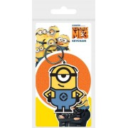 Pyramid Despicable Me - Mel Rubber Keychain