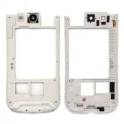 Frame ou carcaça traseira Samsung Galaxy SIII S3 i9300 branca