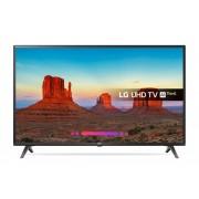 LG 43UK6300 Tv Led 43'' 4K Ultra Hd Smart Tv Wi-Fi Grigio New 2018 garanzia EU