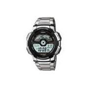 Relógio Masculino CASIO Digital Social AE-1100WD-1AVDF