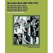 Mercedes-Benz 280 1968-1972 Owners Workshop Manual, Paperback/Autobooks