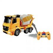 Mayatra's 1:26 Scale RC Mercedes-Benz Arocs Cement Mixer Truck