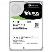 Seagate Exos X10 Enterprise 3.5' HDD 10TB 512E SATA Hyperscale