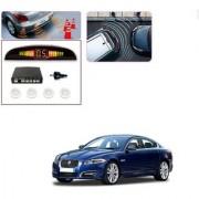 Auto Addict Car White Reverse Parking Sensor With LED Display For Jaguar XF