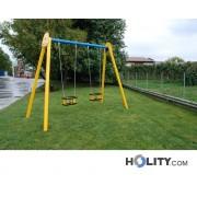 Altalena Per Parco Bambini H35110