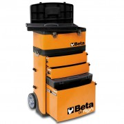 Beta Tools Beta Toolsi valtsimistööriistade kast C41H/O oranž 041000002