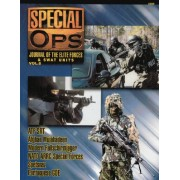 Concord Publications Special Ops Journal #8 AFT SRT Afghan Mujahadeen Modern Fallschirmjager NATO ARRC Special Forces Spetsnaz Portuguese GOE