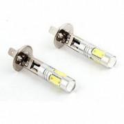 Bec LED High Power H1 5-SMD