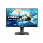 "ASUSTEK ASUS MG248QR 24"" Full HD LED Mate Negro pantalla para PC"