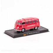 Masini de Pompieri Stars Nr.1 - Volkswagen Microbus Gemany 1962