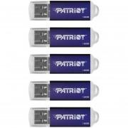Patriot Memory 16GB Pulse Series USB 2.0 Flash Drive, -Azul