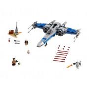Lego Конструктор Lego Star Wars 75149 Лего Звездные Войны Истребитель Сопротивления типа Икс