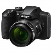 Nikon Coolpix B600 svart