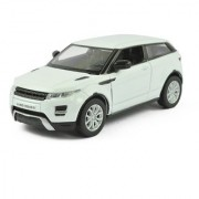 Deals e Unique Car Toy Range Rover Evoque White 1/36 Diecast Scale Model Car