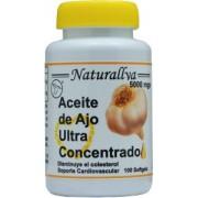 Aceite de Ajo Ultra Concentrado 100 perlas