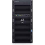 Server Dell PowerEdge T130 Xeon E3-1220v6 1TB 8GB PERC H330