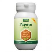 Zöldvér 100%-os papaya tabletta, 60+18 db