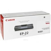 Canon Tóner Original CANON EP-22 para Laser Shot LBP-1120, LBP-1110, 1110 Premium, 1110SE, 1120, 250, 350, 5585, 800, 810 Negro