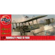 Kit aeromodele Airfix Avion Handley Page 0 400 Scara 1 72