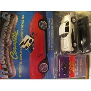 Johnny Lightning Classic Customs Corvettes: 1957 Corvette Roadster and 1980 Corvette Aerovette Serie