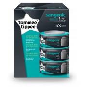 Sangenic TEC refillkassett 3-pack - Tommee Tippee