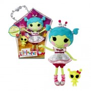 "MGA Entertainment Lalaloopsy ""Sew Magical! Sew Cute!"" 12 Inch Tall Button Doll - Haley Galaxy with P"