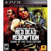 Rockstar Games Red Dead Redemption GOTY (PS3)