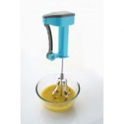 vmore ISTORE Portable Hand Blender Mixer Froth Whisker Lassi Maker for Milk Coffee Egg Beater - Useful for Egg Cake Be