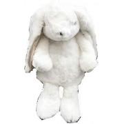 N/D Mochila de Felpa Mochila de Conejo Blanco Conejos japoneses Kawaii Mochila Escolar Juguete de Felpa Niños Niños Niña Novia Cumpleaños