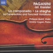 Paganini/Kreisler - La Campanella/ Le Streghe (0747313070374) (1 CD)