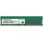 TRANSCEND 4GB JM DDR4 2666 U-DIMM 1RX8 1.2V