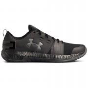 Under Armour Men's Commit X NM Training Shoes - Black - US 12/UK 11 - Black