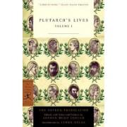 Plutarch's Lives, Volume 1: The Dryden Translation, Paperback