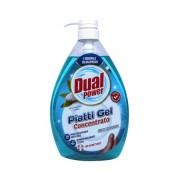 Detergent Concentrat Vase Dual Power cu Bicarbonat si Salvie 600ml