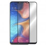 """Zaštitno, kaljeno staklo 5D Full Glue za Samsung Galaxy A70 2019, A70S 2020 (6.7"""") crni rub"""