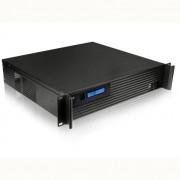 "Chassis Industriale Rack 19""/Desktop 2U Ultra-compatto"