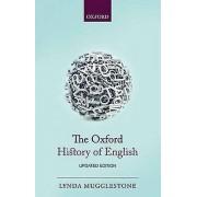The Oxford History of English by Lynda Mugglestone