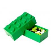40231734 Cutie LEGO pentru sandwich verde inchis