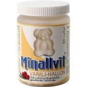 Minallvit Multivitamin Vanilj/Hallon 60 st