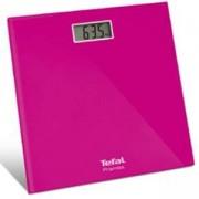 Електронен кантар Premiss - Tefal, LCD дисплей, до 150 килограма, розов, PP1063V0