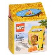 Lego Party Banana Juice Bar Party Banana Juice Bar Mini Figure 5005250