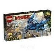Lego Ninjago 70614 Odrzutowiec Błyskawica