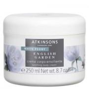 Atkinsons - crema corpo emolliente White Peony