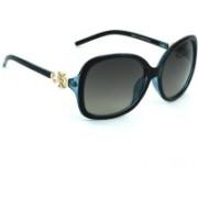 Eyeland Oval Sunglasses(Green)