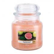 Yankee Candle Delicious Guava candela profumata 411 g unisex