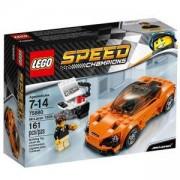 Конструктор ЛЕГО СПИЙД ШАМПИОНИ - McLaren 720S, LEGO Speed Champions, 75880