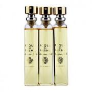 Gelsomino Nobile Leather Purse Spray Refills Eau De Parfum 3x20ml/0.7oz Gelsomino Nobile Кожен Парфțм Спрей за Дамска Чанта Пълнители